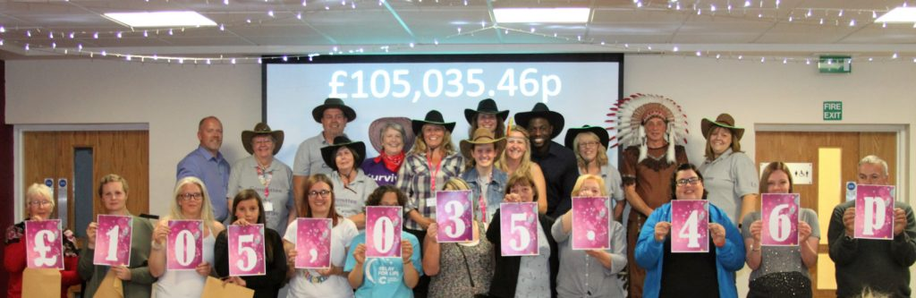 RELAY FOR LIFE AYLESBURY RAISES £105,000 AND RECEIVES COMMENDATION FROM CANCER RESEARCH UK 7