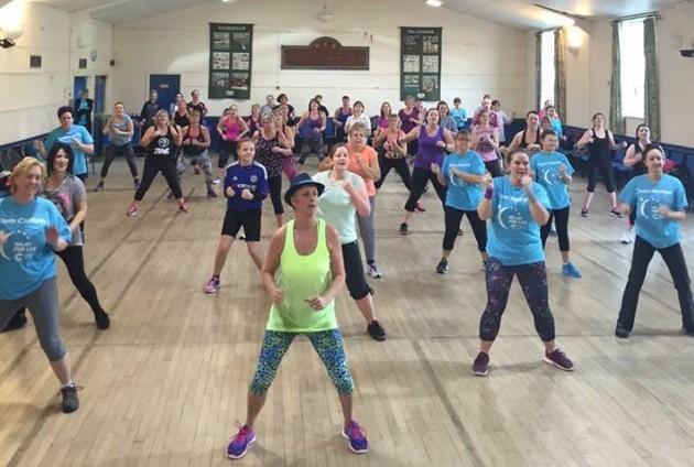 Haddenham Hopefuls break £1,000 fundraising barrier! 1